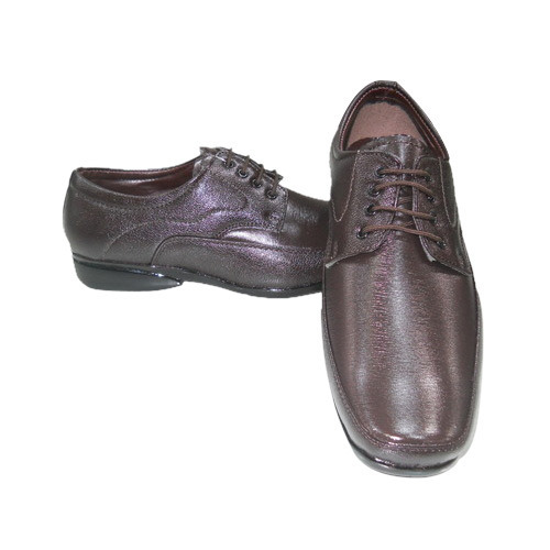 Brown Formal Lace Shoes