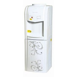 Floor Standing Hot & Cold Water Dispenser with Cabinet