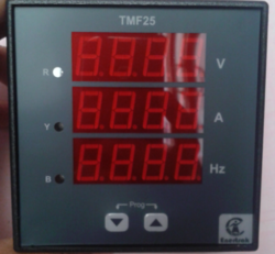 Enertrak VIF TMF 25 Multifunction Meter