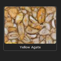 Yellow Agate Stone Slab