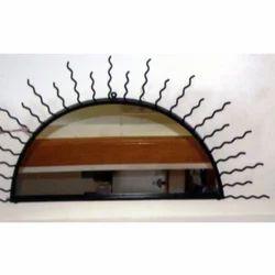 Powder Coated Steel Mirror