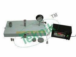 Computerized Pressure Gauge Calibration Equipment