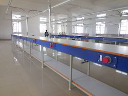 Line Production Table - Bus Bar