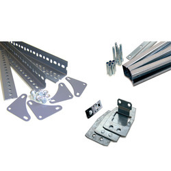 slotted angles accessories
