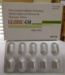 Diacerein & Glucosamine Tablets