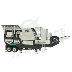 Mobile Jaw Crushing Plant