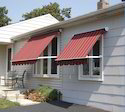 Commercial Drop Arms Awnings