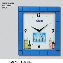 Wall Beauty Clock