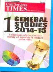 CST 1 General Studies 2014-15