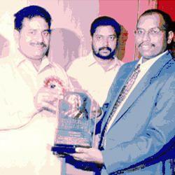 India Gandhi Sadbhavana Excellency award