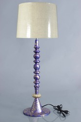 Royal Blue Color Lamp