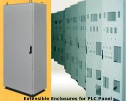 Extensible Enclosures for PLC Panel
