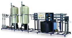 RO Plant 2000 to 4000 LPH