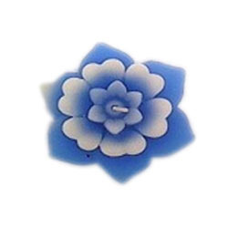 Designer Flower Candle Moulds
