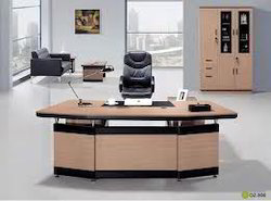 Wooden Modular Office Furniture