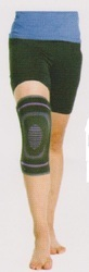 Evacure Elastic Knee Brace with Spiral Stays