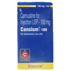 Consium 100mg Injection ( Carmustine )