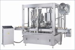 Monoblock -Rotary Piston Filling Machine