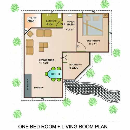 Plan of farm houses in india house design plans for Floor plans of houses in india