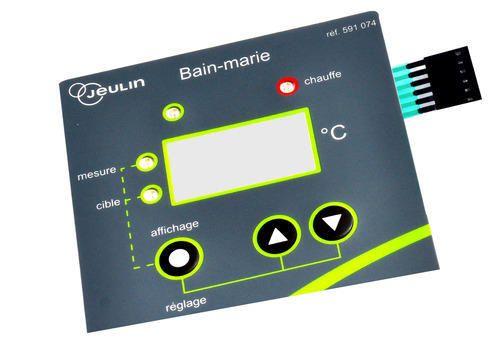 Membrane Keypad with LED