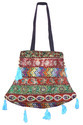 Ladies Bag & Embroidery Patch Work Bag