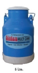 Sintex Milk Can
