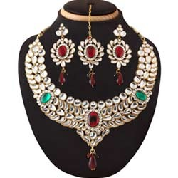 Fashion Designer Necklace Jewelry Set