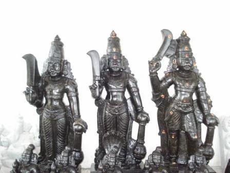 God Ketu Statue