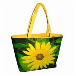 Flower Calico Bag