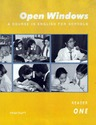 Open Windows Book