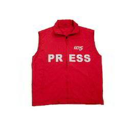 Polyester Sleeveless Jackets