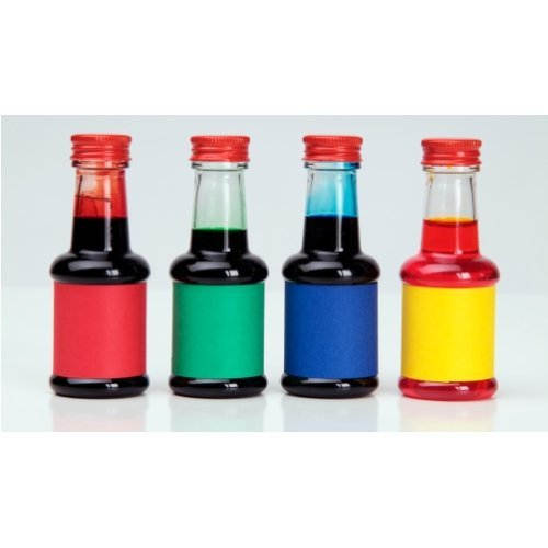 Synthetic Food Colours - Liquid Food Colours Manufacturer from ...