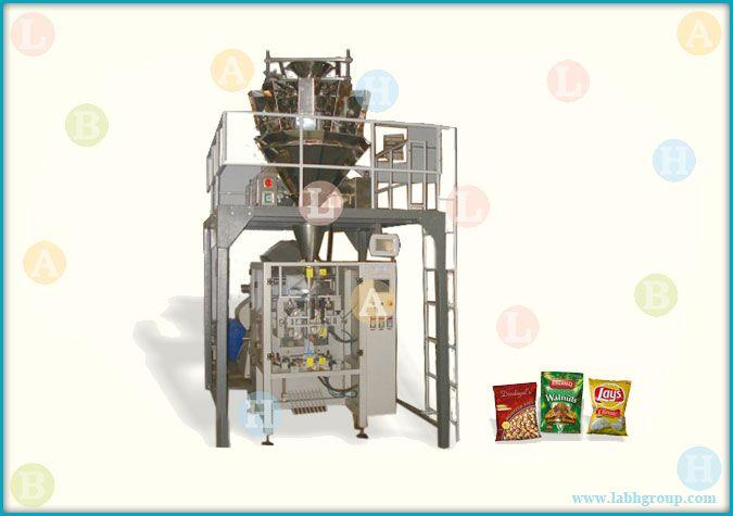 Automatic Potato Chips Sachet Packaging Machine