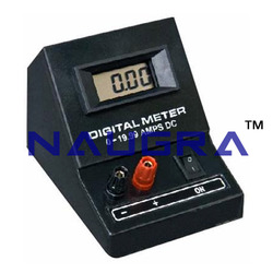 Ammeter Digital For Classroom Demonstration