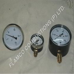burner pressure gauges