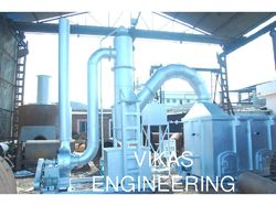 Agrochemical Solid and Liquid Waste Incinerator