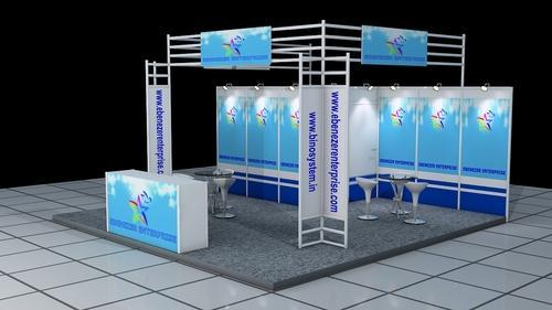 Exhibition Booth Quotation : Exhibition stalls octonorm stall service
