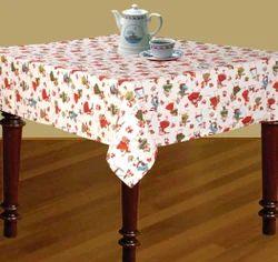 Christmas Colour Table Cloth