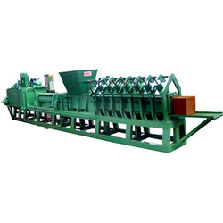 Coco Peat Block Making Machine