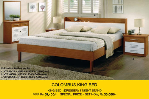 Colombus King Bed