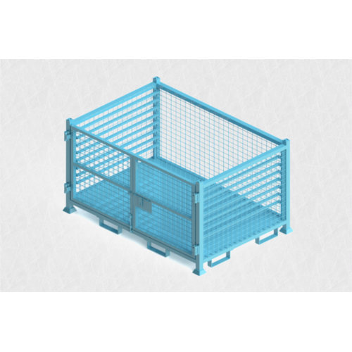 Collapsible Cage Storage Bins