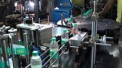 Pet Bottle Labeling Machine