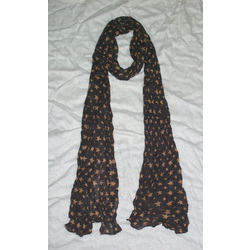 Cotton Star Printed Ladies Stoles