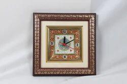 Marble Framed Clock