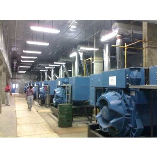 Generator Room Acoustic And Silent Genset Manufacturer