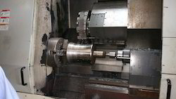 Heavy Straining Roll - Machining Job Work