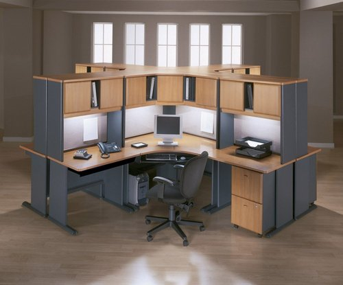 Pedestals Desk