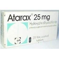 Hydroxyzine Hydrochloride Tablets