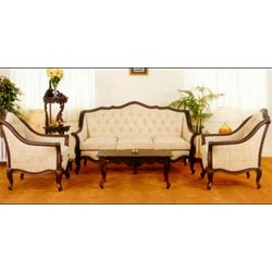 Carved sofa sets carving wooden sofa india wooden carved sofa set - Sharma Furniture Manufacturer Of Wooden Sofa Set