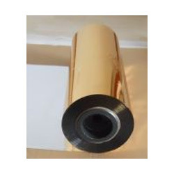 Gold Metalized Polyester Film